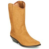 Παπούτσια Γυναίκα Μπότες για την πόλη Betty London LOVA Camel
