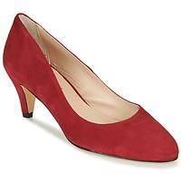 Παπούτσια Γυναίκα Γόβες Betty London NESLIE Red / Fonce