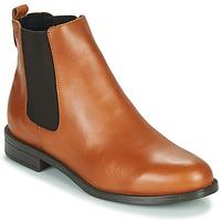 Παπούτσια Γυναίκα Μπότες Betty London NIDOLE Camel