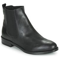 Παπούτσια Γυναίκα Μπότες Betty London NIDOLE Black