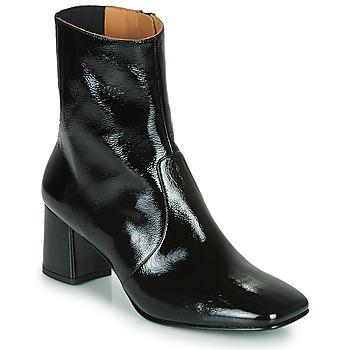Παπούτσια Γυναίκα Μποτίνια Emma Go AGNES Black