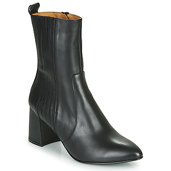 Παπούτσια Γυναίκα Μποτίνια Emma Go VICTORIA Black