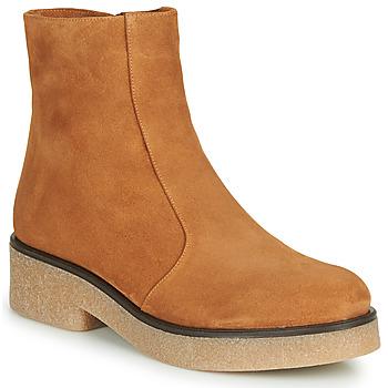Παπούτσια Γυναίκα Μπότες Chie Mihara YETI Camel