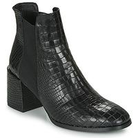 Παπούτσια Γυναίκα Μποτίνια Fericelli NONUTS Black