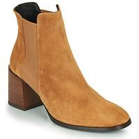 Παπούτσια Γυναίκα Μποτίνια Fericelli NONUTS Camel