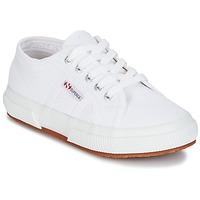 Παπούτσια Παιδί Χαμηλά Sneakers Superga 2750 KIDS άσπρο