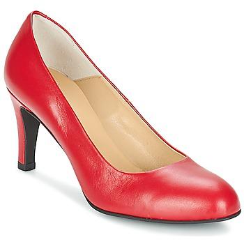 Παπούτσια Γυναίκα Γόβες Perlato JULIANO Red