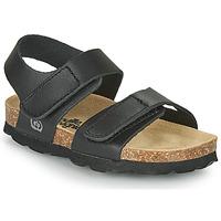 Παπούτσια Αγόρι Σανδάλια / Πέδιλα Citrouille et Compagnie BELLI JOE Black