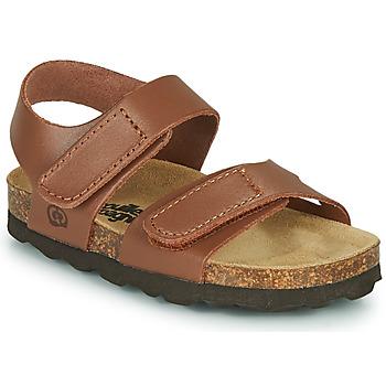 Παπούτσια Αγόρι Σανδάλια / Πέδιλα Citrouille et Compagnie BELLI JOE Brown