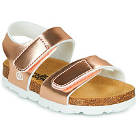 Παπούτσια Κορίτσι Σανδάλια / Πέδιλα Citrouille et Compagnie BELLI JOE Gold