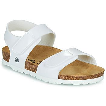 Παπούτσια Κορίτσι Σανδάλια / Πέδιλα Citrouille et Compagnie BELLI JOE Άσπρο