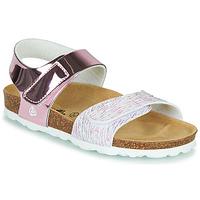 Παπούτσια Αγόρι Σανδάλια / Πέδιλα Citrouille et Compagnie BELLI JOE Ροζ