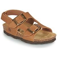 Παπούτσια Αγόρι Σανδάλια / Πέδιλα Citrouille et Compagnie KELATU Brown