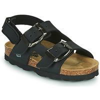 Παπούτσια Αγόρι Σανδάλια / Πέδιλα Citrouille et Compagnie KELATU Black