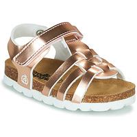 Παπούτσια Κορίτσι Σανδάλια / Πέδιλα Citrouille et Compagnie MALIA Ροζ