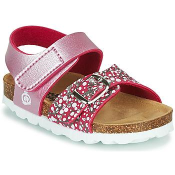 Παπούτσια Κορίτσι Σανδάλια / Πέδιλα Citrouille et Compagnie MIRTINO Ροζ