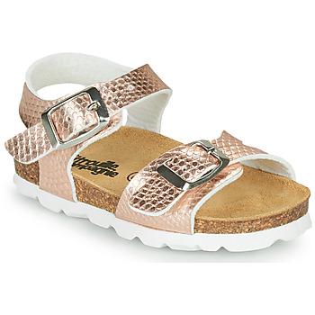 Παπούτσια Κορίτσι Σανδάλια / Πέδιλα Citrouille et Compagnie RELUNE Ροζ