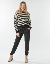 Υφασμάτινα Γυναίκα Παντελόνια Chino/Carrot JDY JDYCATIA Black