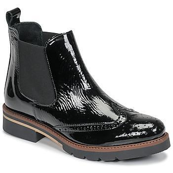 Παπούτσια Γυναίκα Μπότες Betty London NAVA Black / Vernis