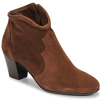 Παπούτσια Γυναίκα Μποτίνια Betty London NORIANE Camel / Velours