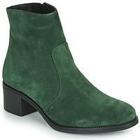 Παπούτσια Γυναίκα Μποτίνια Betty London NOUME Green