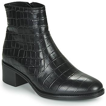Παπούτσια Γυναίκα Μποτίνια Betty London NOUME Black