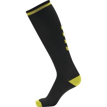 Αξεσουάρ Κάλτσες Hummel Chaussettes  Elite Indoor High noir/orange