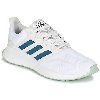 Παπούτσια Χαμηλά Sneakers adidas Performance RUNFALCON Άσπρο