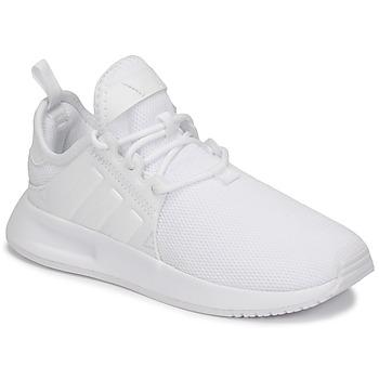 Παπούτσια Παιδί Χαμηλά Sneakers adidas Originals X_PLR C Άσπρο