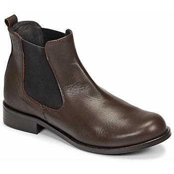 Παπούτσια Γυναίκα Μπότες So Size NITINE Brown