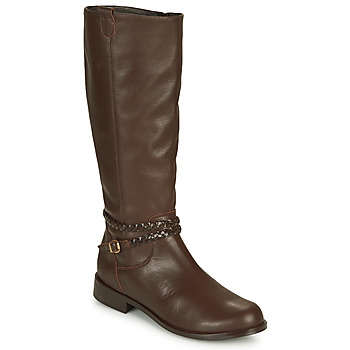 Παπούτσια Γυναίκα Μπότες για την πόλη So Size AURELIO Brown