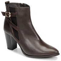 Παπούτσια Γυναίκα Μποτίνια So Size AURELIO Brown
