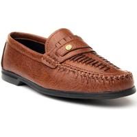 Παπούτσια Άνδρας Μοκασσίνια Montevita 65799 LEATHER