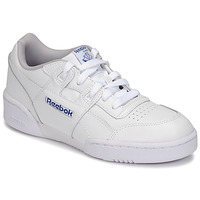 Παπούτσια Παιδί Χαμηλά Sneakers Reebok Classic WORKOUT PLUS Άσπρο