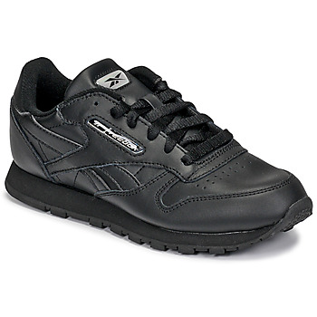 Παπούτσια Παιδί Χαμηλά Sneakers Reebok Classic CLASSIC LEATHER Black