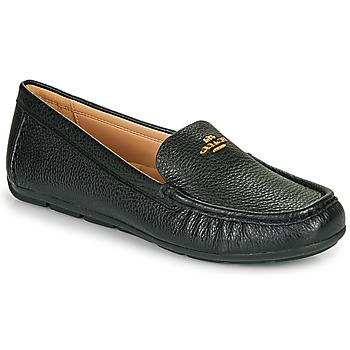 Παπούτσια Γυναίκα Μοκασσίνια Coach MARLEY Black