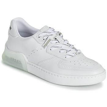 Παπούτσια Γυναίκα Χαμηλά Sneakers Coach CITYSOLE Άσπρο