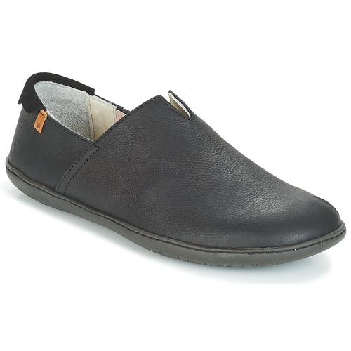 Παπούτσια Άνδρας Slip on El Naturalista EL VIAJERO Black