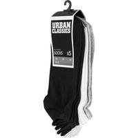 Αξεσουάρ Κάλτσες Urban Classics Pack de 5 Chaussettes Urban Classic No show noir