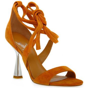 Παπούτσια Γυναίκα Σανδάλια / Πέδιλα Priv Lab CHIFFON AMBER Giallo