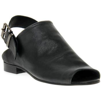 Παπούτσια Γυναίκα Σανδάλια / Πέδιλα Priv Lab RENATA NERO Nero