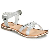 Παπούτσια Κορίτσι Σανδάλια / Πέδιλα Kickers DIDONC Silver
