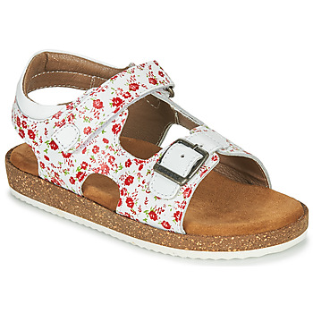 Παπούτσια Κορίτσι Σανδάλια / Πέδιλα Kickers FUNKYO Άσπρο