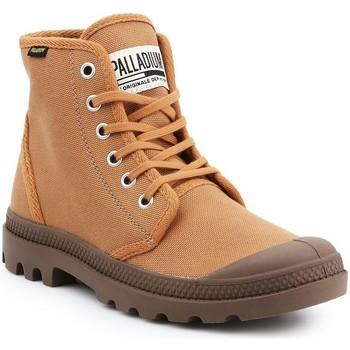 Παπούτσια Άνδρας Ψηλά Sneakers Palladium Pampa HI Originale 75349-230-M brown