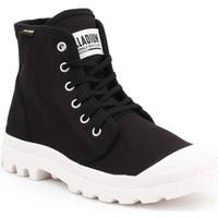 Παπούτσια Άνδρας Ψηλά Sneakers Palladium Pampa HI Originale 75349-016-M black
