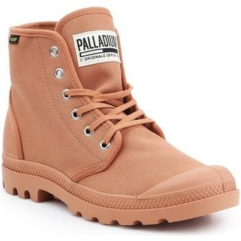 Παπούτσια Άνδρας Ψηλά Sneakers Palladium Pampa HI Originale 75349-225-M brown