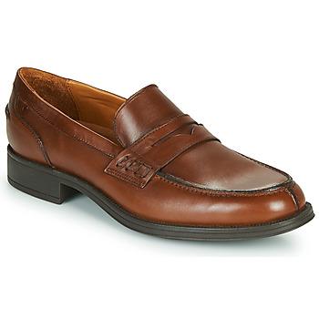 Παπούτσια Άνδρας Μοκασσίνια Carlington JALECK Brown