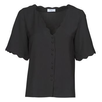 Υφασμάτινα Γυναίκα Μπλούζες Betty London NOISIE Black