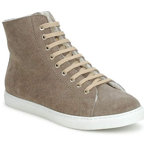 Παπούτσια Ψηλά Sneakers Swamp MONTONE SUEDE Grey