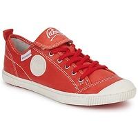 Παπούτσια Γυναίκα Χαμηλά Sneakers Pataugas BROOKS Red